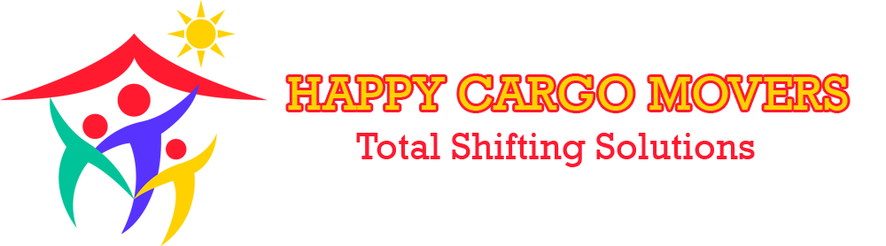 Happy Cargo Movers & Packers logo - Footer