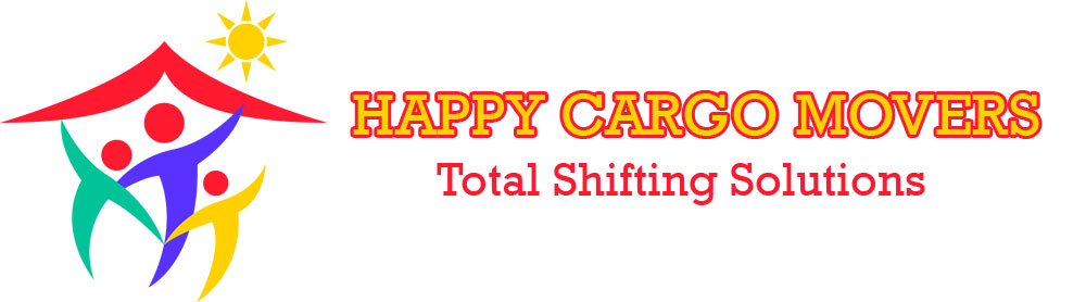 Happy Cargo Movers And Packers Logo
